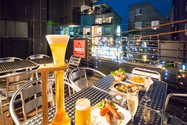バーベキューを渋谷近辺で行うなら手ぶらで利用できる【BAR TRIANGLE】~テラスでバーベキュー~